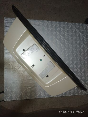 Задняя рамка под номер с саблей Хонда Одиссей Абсолют 2003г.RA-6