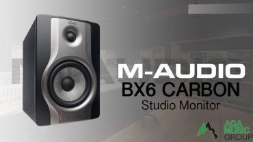 audio 80 - Azərbaycan: M-audio bx6 carbon studiya monitoru mağazalarımızda Ətraflı məlumat üç
