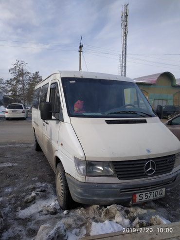 Mercedes-Benz Sprinter 1996 в Кербен