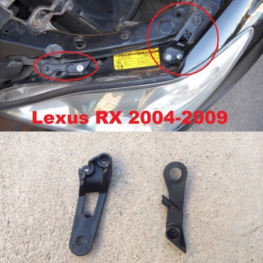 КранштейнкрепленияфарыотLexusRX 2004-2009 г