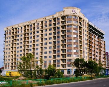 Продажа квартир - Элитка - Бишкек: Продается квартира: Элитка, Кок-Жар, 1 комната, 43 кв. м