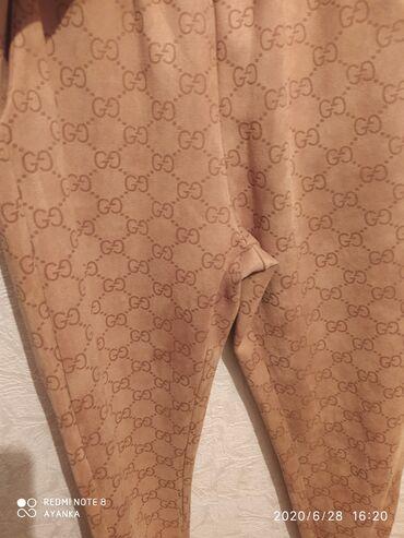 Продам новые штанишки джогеры Гуччи. размер s.m.l.новые материал