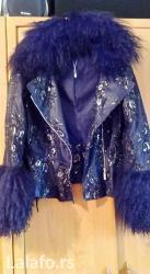 prodajem nova jakna prirodno pravo krzo iz uvoza italy firmirana - Belgrade