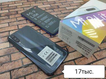 Xiaomi в Ак-Джол: Б/у Xiaomi Mi 9 Lite 128 ГБ Черный