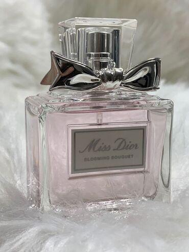 Miss Dior blooming bouquet оригинал, имеется батч код. Использовала 5-