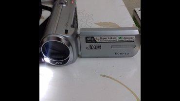 Видеокамера - Кыргызстан: Продаю новую видеокамеру марки jvc. цена 5500 сом. уступлю. Бишкек