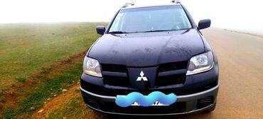 19 elan | NƏQLIYYAT: Mitsubishi Outlander 2.4 l. 2003 | 260000 km
