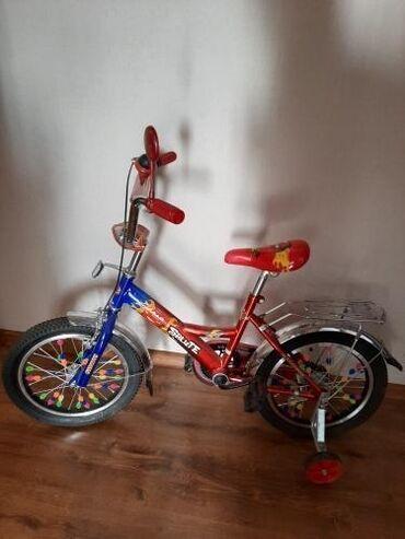16 lıq velosiped teze kimidi usaq sure bilmediyi ucun satilir 75