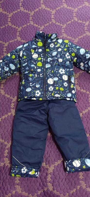 426 объявлений: Зимний комбинезон+курткаРазмер 3-4 годаСостояние отличноеКачество