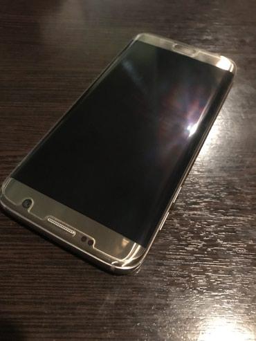 Samsung S7 Edge 32GB, состояние 10/10, только сам в Бишкек