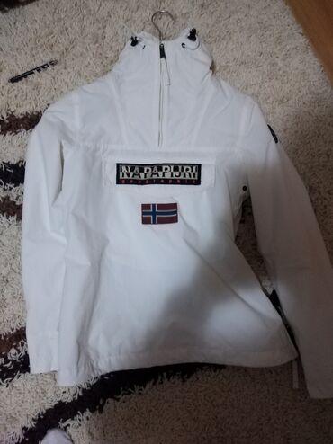 Na prodaju - Srbija: Ćao prodajem Napapijri jaknu original je dobijate račun i kesu od