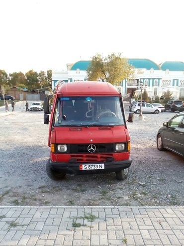 Даймлер Бенц отлично зынк 1990 ж 3 куб мост коробка беговой  в Бишкек