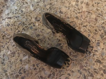 Καινουριες peep toe γοβες Jessica simpson. σε Αγρίνιο - εικόνες 2