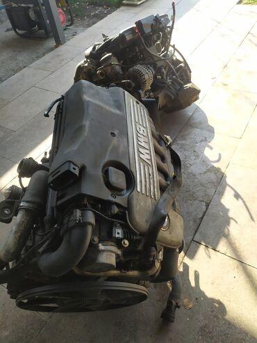 автомобильные шины бу в Кыргызстан: Продам ниже рыночных цен двигатели и коробки автомат от бмв. M57d M57