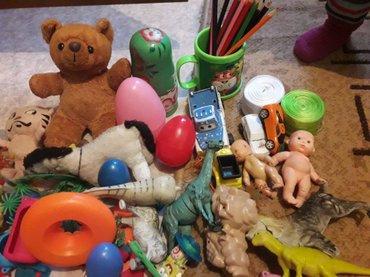 Б.у игрушки   в Лебединовка