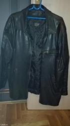 Odlicno ocuvana,deblja,kozna jakna,muska,xl - Obrenovac