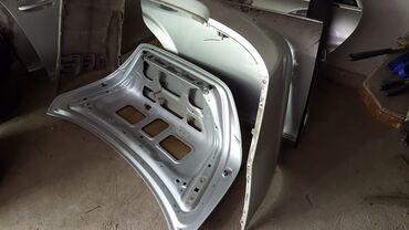 Крышка багажника, задний бампер Мерседес-Бенц w221