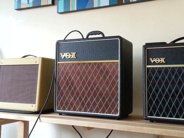 Bakı şəhərində Vox AC4C1-12 gitar ucun amfi
