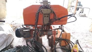 Sumqayıt şəhərində Tal 3 tonluq qaldıran endirən aparan gətirən tal,  məsələn