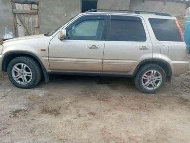 chesnok v bolshom kolichestve в Кыргызстан: Honda CR-V 1999