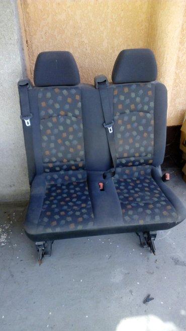 Сиденье на Мерс Вито 639 кузов с 2003-2010 в Бишкек