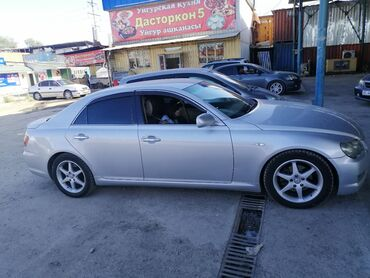 Toyota Mark X 2.5 л. 2004