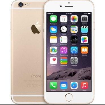 IPhone 6 16 gb состояние отличное комплект нерефка из США в Бишкек