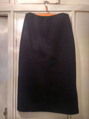 Новая юбка. 100% шерсть. Размер 52-54. в Токмак