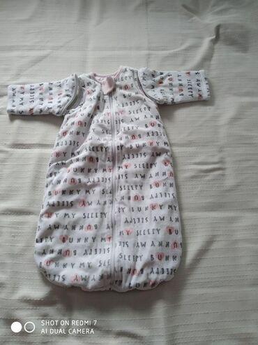 Vreca za spavanje za bebe, vel. 70cm. Kao nova