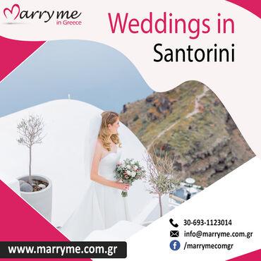 Αυτόματη υπηρεσία - Ελλαδα: Are you planning weddings in Santorini? We have created unique &
