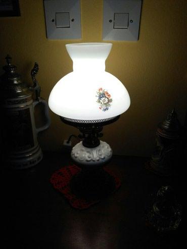 Rasveta | Sombor: Lampa kao bonboncic,pescano staklo I ostalo slika govori sve