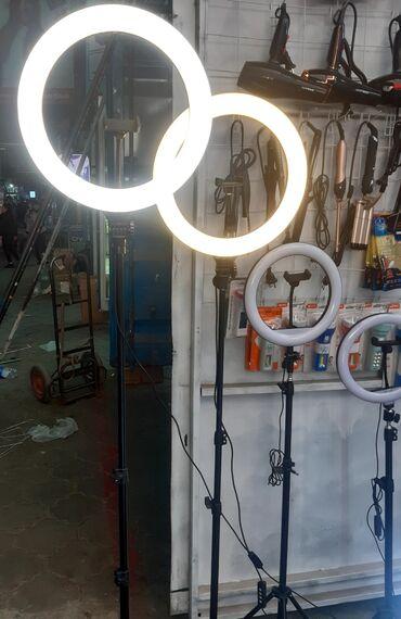 Кольцевая лампа Ring Light HQ-18 идеальна как инструмент фотографа