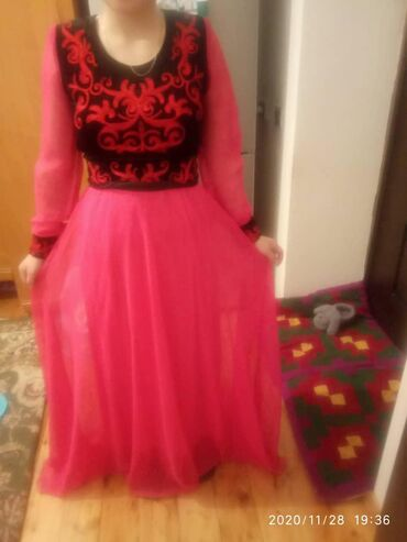 Женская одежда - Кок-Ой: Национальные платья!!! ( Одевала один раз на тои) . Состояние