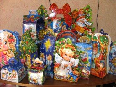 Новогодние подарки! Принимаем заказы на ваш вкус в любом количестве. Е в Бишкек