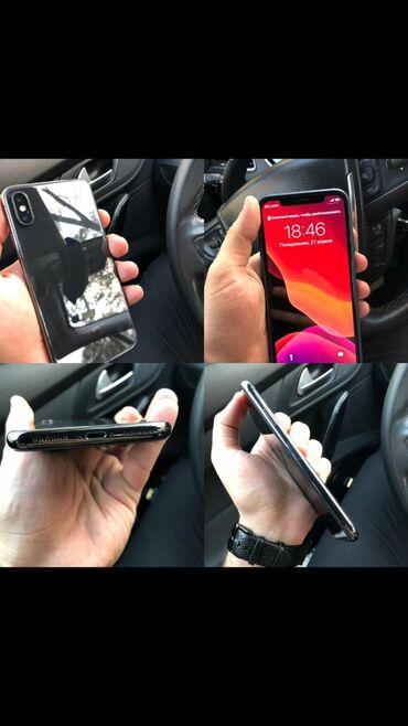 Təcili Satiram iphone X. 64gb. Sifirdan ozumde olub ustada olmayib bu