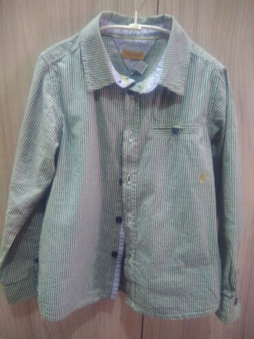 Рубашка Chicco, 7 лет, 122 см