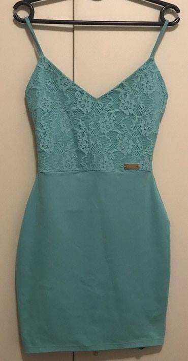 Blondy - Beograd: BlondyPrelepa zelena haljina poznatog brenda. Odlicno stoji, veoma