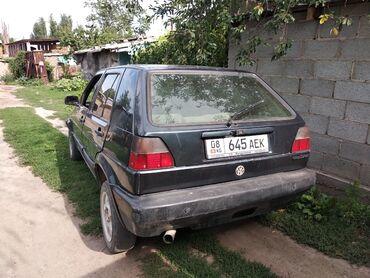 Volkswagen в Кыргызстан: Volkswagen Golf R 1.6 л. 1991 | 200 км