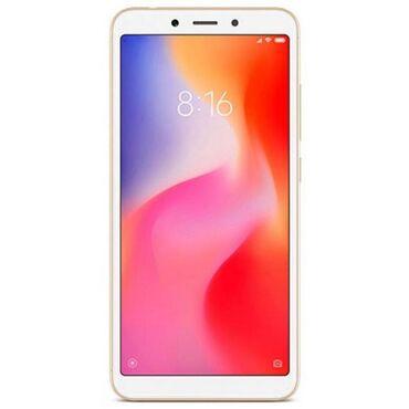 xiaomi-redmi-3-market в Кыргызстан: Смартфон Xiaomi Redmi 6 3/32 goldДоставка по всему КыргызстануГарантия