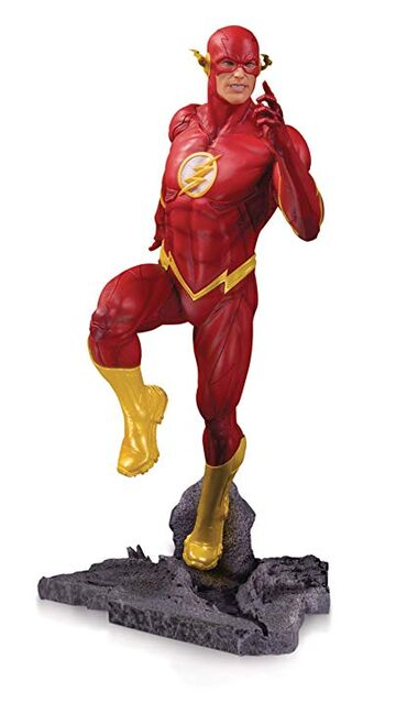 Statue DC Core The Flash DC Comics  Novo i neotpakovano- nema d