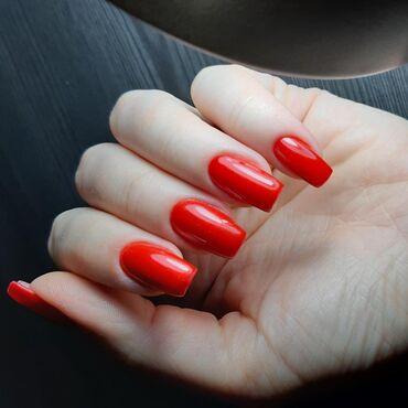 dzhinsy razmer 14 в Кыргызстан: Наращивание ногтей (дизайн, маникюр входит в стоимость)Качественно и