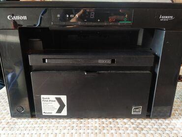 Printer Canon 3010 hər bir funksiyası işləkdir, yalnız katrici yoxdu