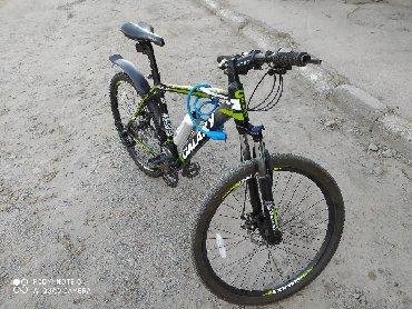 Велосипед спортивный многоскоростной