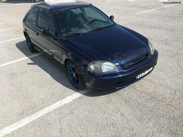 Honda Civic 1.6 l. 1998 | 275000 km