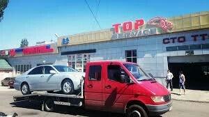 эвакуатор в бишкеке  0777984984 в Бишкек