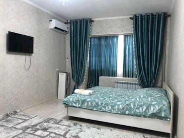 ош квартира суточный in Кыргызстан | ПОСУТОЧНАЯ АРЕНДА КВАРТИР: 1 комната, Постельное белье, Кондиционер, Парковка, Без животных