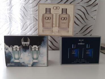 Italijanske naocare - Srbija: Giorgio Invictus Blue de chinele 2×50ml Najpovoljnij parfema, naocara