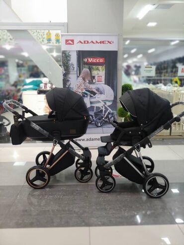 adamex в Кыргызстан: ADAMEX коляски Польша премиум класса расцветки разные 1/ТРК