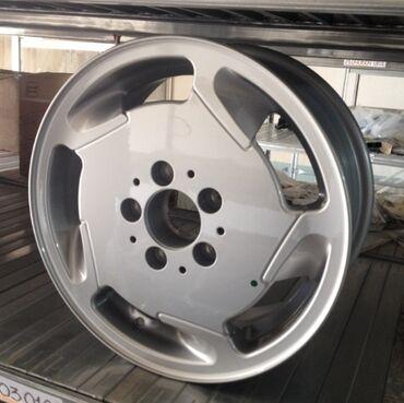 Mercedes R15 W202 sport! Краска слабая!!! Параметры дисков