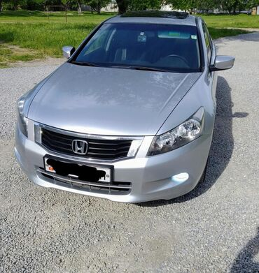 Honda Accord 2.4 л. 2010 | 120000 км